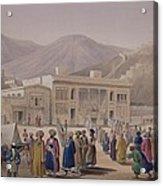 The Durbar-khaneh Of Shah Acrylic Print