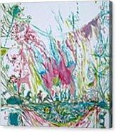 The Dwellers Acrylic Print