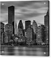 The East Side Acrylic Print
