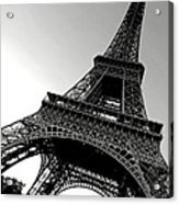 The Eiffel Tower Acrylic Print by Olivier Le Queinec