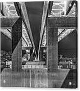 The Elevated Freeway Acrylic Print