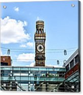The Emerson Bromo-seltzer Tower Acrylic Print