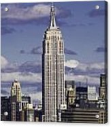 The Empire State Building Acrylic Print