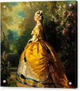 The Empress Eugenie Acrylic Print