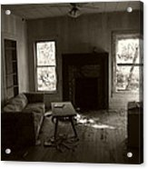 The Emptiness Inside Acrylic Print