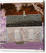 The Enchanted Cottage Acrylic Print