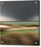 The End Of Time - A Tranquil Moments Landscape Acrylic Print