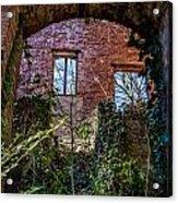 The Entrance Acrylic Print
