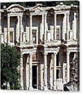 The Ephesus Library In Turkey Acrylic Print