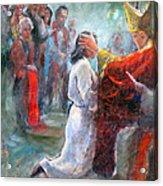 The Episcopal Ordination Of Sierra Wilkinson Acrylic Print