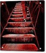 The Escalator Acrylic Print