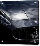 The Essence Of Maserati Acrylic Print