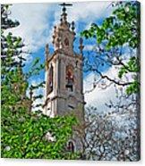 The Estrela Basilica In Lisbon Acrylic Print