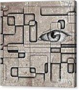 The Eye Of Big Brother Acrylic Print