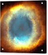 The Eye Of God-helix Nebula Close Up Acrylic Print