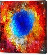 The Eye Of Heaven Acrylic Print