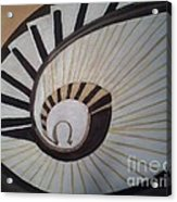 The Eye Of Stairs Acrylic Print