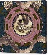 The Eye Of The Hidden Tiger Acrylic Print