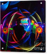 The Eye Of The Rave Acrylic Print