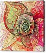 The Eye Within Acrylic Print
