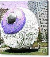 The Eyes 1 Acrylic Print