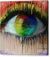 The Eyes 15 Acrylic Print