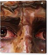 The Eyes Of Eternal Love Acrylic Print