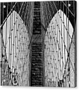 The Eyes Of The Bridge Acrylic Print