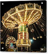 The Fair Acrylic Print