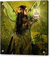 The Fairy Of Clairvoyant Acrylic Print