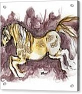 The Fairytale Horse 1 Acrylic Print