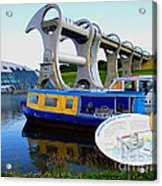The Falkirk Wheel Acrylic Print