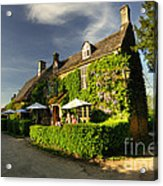 The Falkland Arms  Acrylic Print