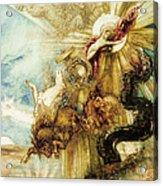 The Fall Of Phaethon Acrylic Print