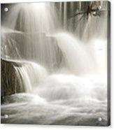The Falls 2 Acrylic Print by Cindy Rubin