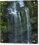 The Falls From Above Acrylic Print