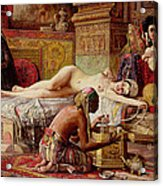 The Favorite Of The Harem Acrylic Print