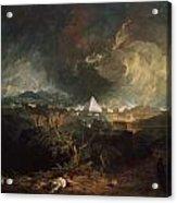 The Fifth Plague Of Egypt Acrylic Print