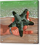 The Find Acrylic Print