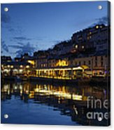 The Fish Market Acrylic Print