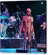 The Fixx - Beautiful Friction Acrylic Print by Anthony Gordon Photography