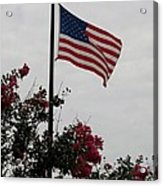 The Flag Acrylic Print