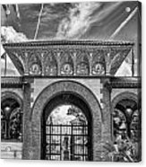 The Flagler College Entrance  Acrylic Print