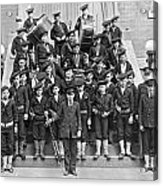 The Flatbush Boys' Club Band Acrylic Print