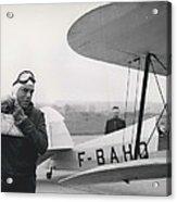 The Flying Ambassador Acrylic Print