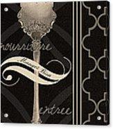 The Fork Acrylic Print