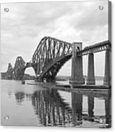 The Forth II Acrylic Print by Mike McGlothlen
