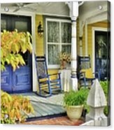 The Front Porch 2 Acrylic Print