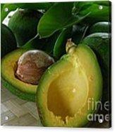 The Fujikawa Avocado Acrylic Print