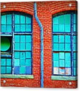The Fun Factory Acrylic Print